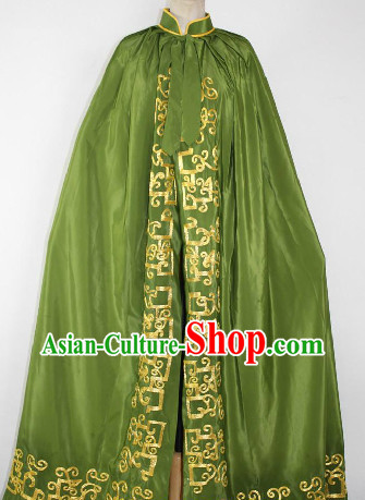 Chinese Ancient Mantle Cape for Men or Women