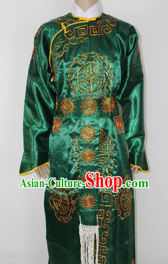 Chinese Guan Gong Costumes