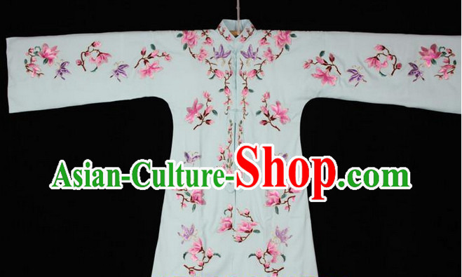 Traditional Chinese Stage Embroidered Opera Robe