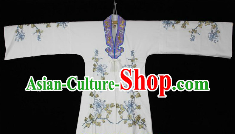 Traditional Chinese Stage Embroidered Opera Dresses