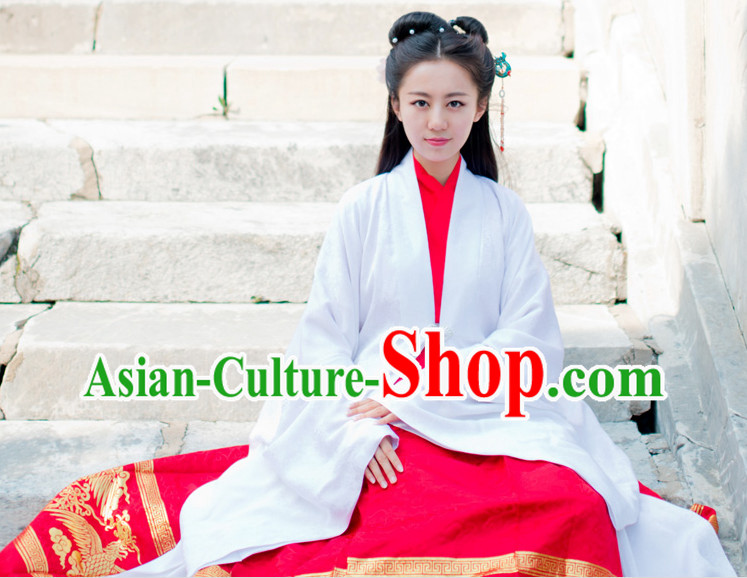 Ancient Chinese Traditional Ming Dynasty Dresses for Women