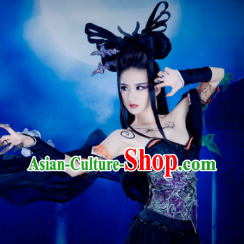 Ancient Chinese Witch Costumes