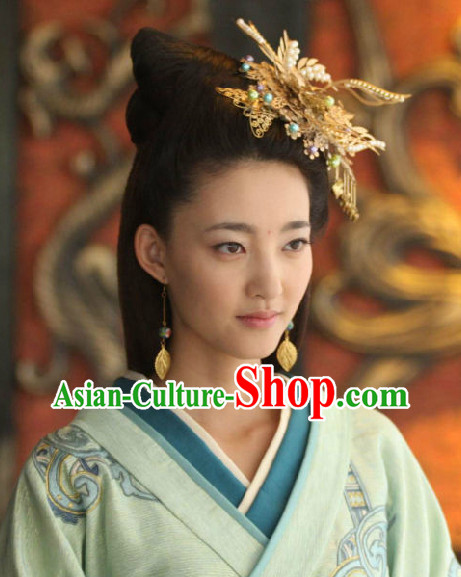 Ancient Chinese Princess Hair Jewelry
