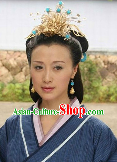 Chinese Traditional Queen Headwear