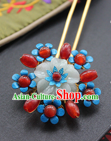 Chinese Traditional Queen Hair Clasp
