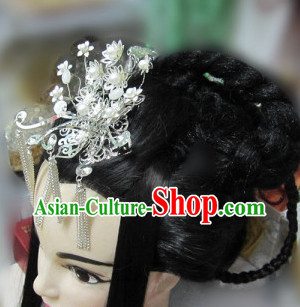 Chinese Traditional Queen Hair Jewelry
