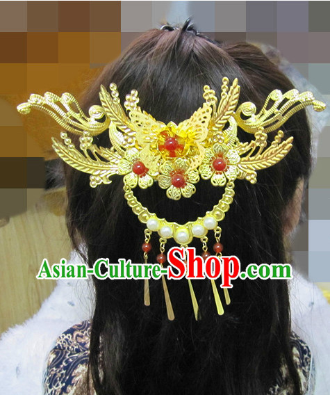China Classical Handmade Hair Jewelry