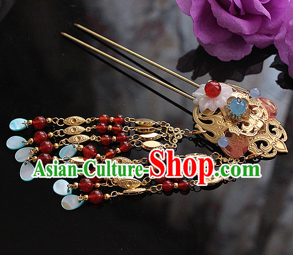Chinese Traditional Handmade Lady Hairpin
