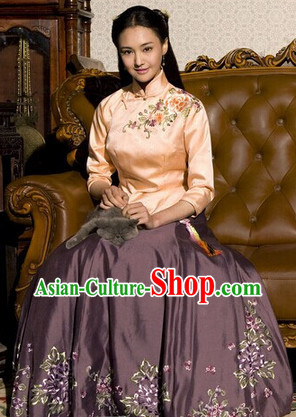 China Minguo Lady Skirt