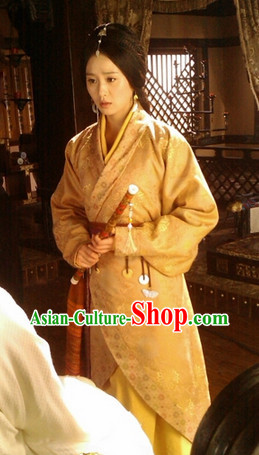 China Traditional Han Dynasty Clothing for Girls