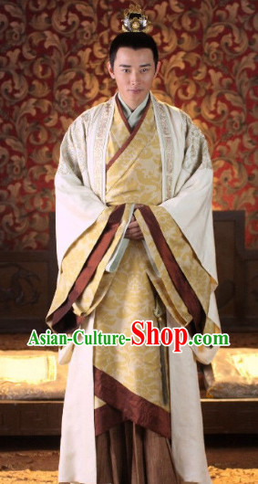 Traditional Chinese Hanfu Clothing Shoes   Accessories