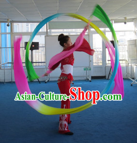3 Meter Long Silk Dance Ribbon for Kids