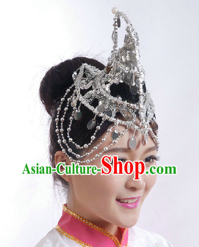 Traditional Chinese Dance Headwear for Women
