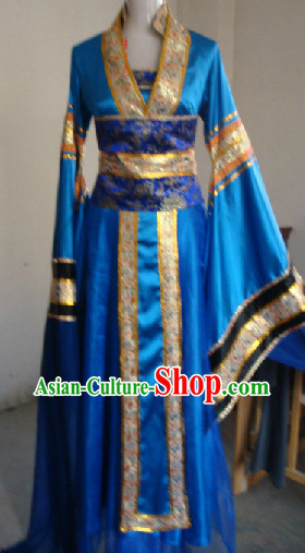 Blue Princess Costume Full Set