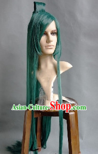 Chinese Prince Cosplay Long Wig