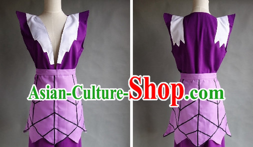 Chinese Stage Performance Gourd Doll Costume