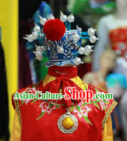 A Dream of Red Mansions Jia Baoyu Dance Costumes for Kids