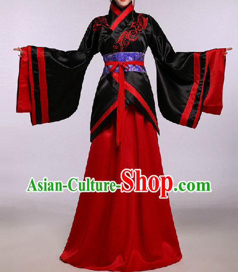 Ancient Chinese National Costume for Ladies