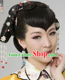 Chinese Classical Hair Accessories and Wig for Ladies