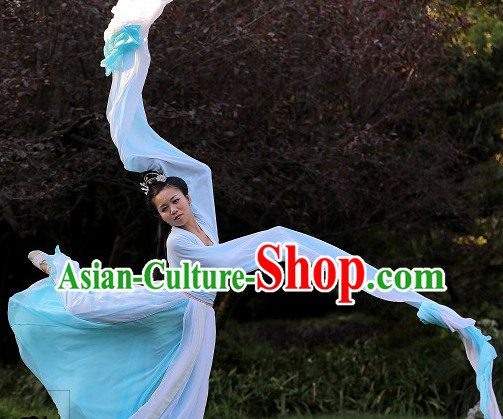 Long Sleeves Dance Costumes for Women