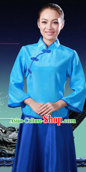Minguo Time Female Student Clothing
