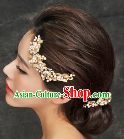 Chinese Classical Wedding Hair Accessories