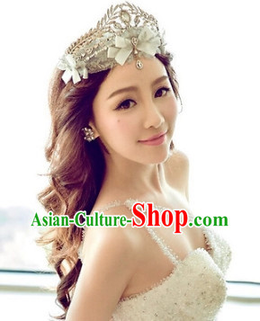 Chinese Classic Wedding Hair Accessory