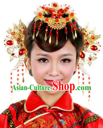 Traditional Chinese Handmade Hair Accessories