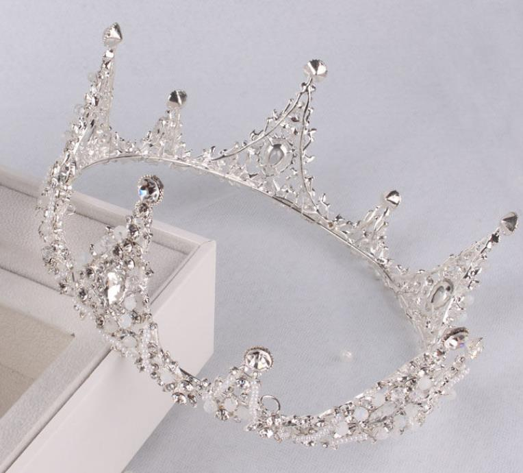 Chinese Classic Wedding Crown