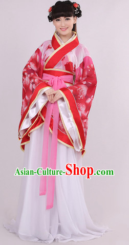 Chinese Fairy Dance Costumes