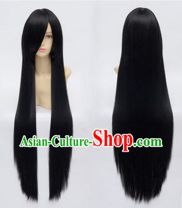 Ancient Chinese Style Long Wig