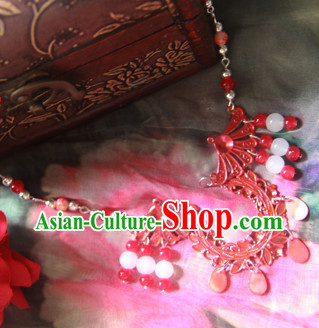 Traditional Chinese Handmade Necklace Accessory