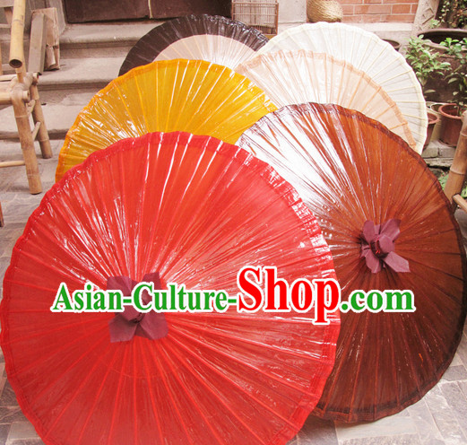 Traditional Chinese Handmade Classical Performance Dance Umbrella