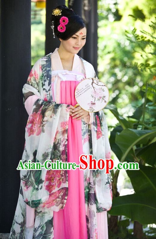 Daxiushan Formal Hanfu Wear of Royal Chinese Women