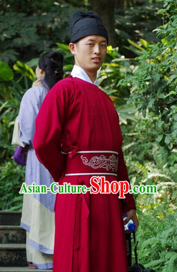 Yuanlingshan Formal Attire for Officials and Nobles