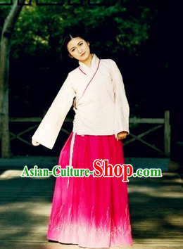 Made-to-measure Traditional Clothes Complete Set for Women