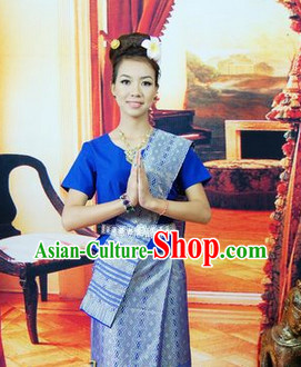 Southeast Asia Traditional Dancewear for Women