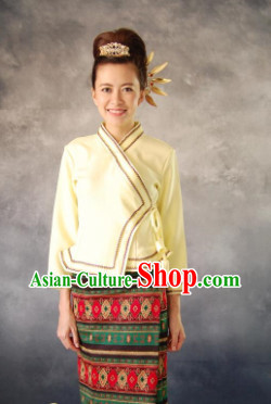 Traditional Thailand Dresses for Women