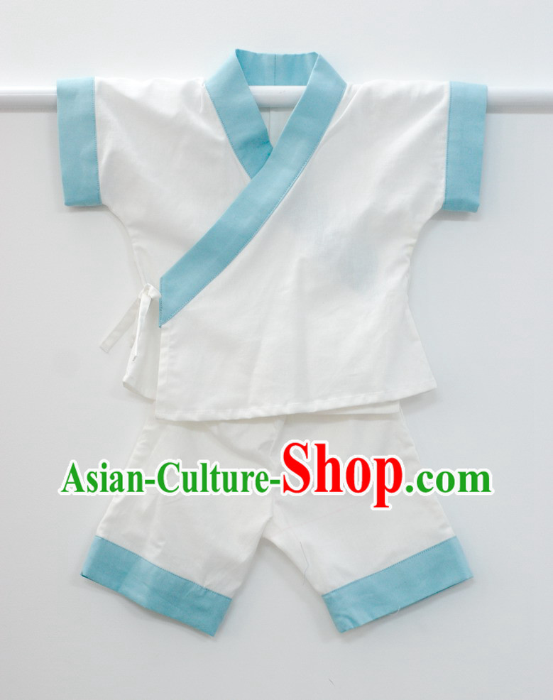 Ancient Chinese School Kids Daily Suit