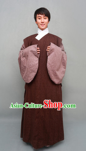 Traditional Han Chinese Garments for Men