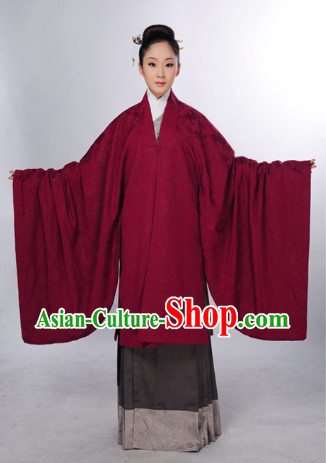 Traditional Han Dynasty Clothing