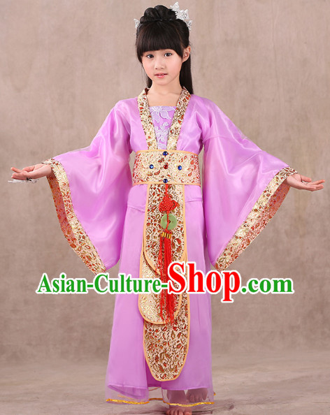 Classical Dance Competition Dancewear for Kids 6