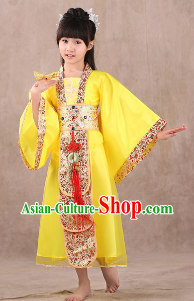 Ancient Chinese Princess Outfit for Kids