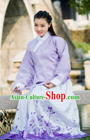 Ming Dynasty Wife Clothes