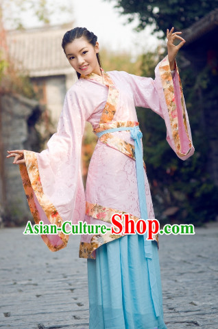 Confucian Rituals Hanfu for Women