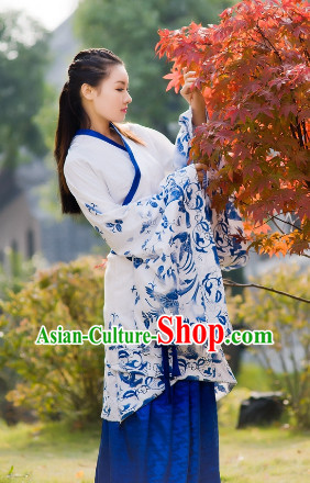 Chinese dresses and Chinese Clothing for Ladies