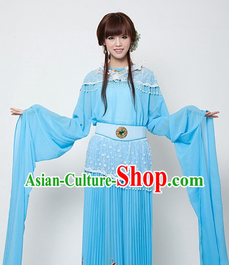 Traditional Long Sleeves Dancewears for Women