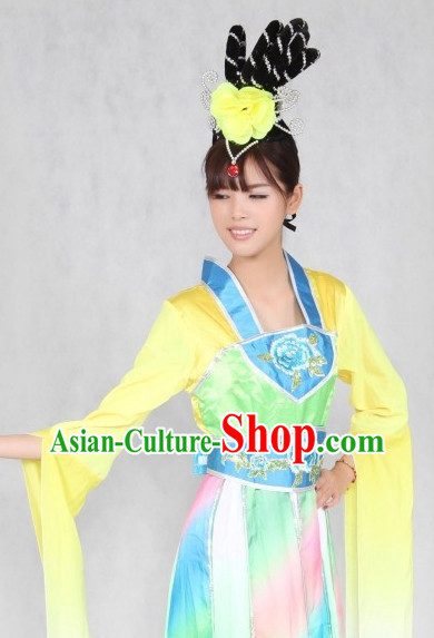 Chinese Classical Dancewear for Girls