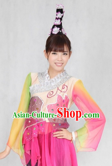 Chinese Classical Dancewear for Women