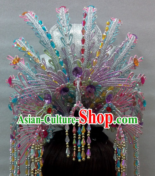 Professional Stage Performance Princess Headpieces